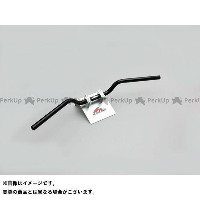 ハリケーン Z250 コンチ1型 ハンドルセット カラー:ブラック HURRICANE