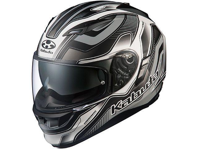 送料無料 OGK KABUTO オージーケーカブト フルフェイスヘルメット KAMUI-II HAMMER(カムイ・2 ハマー) フラットブラック/シルバー XL/61-62cm未満