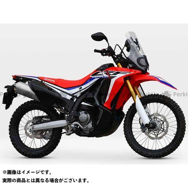 モリワキ CRF250L CRF250M CRF250ラリー MX マフラー タイプ:WT(ホワイトチタン) MORIWAKI