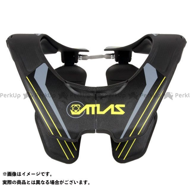 ATLAS アトラスブレース カーボン グロー(ブラック) サイズ:L アトラス