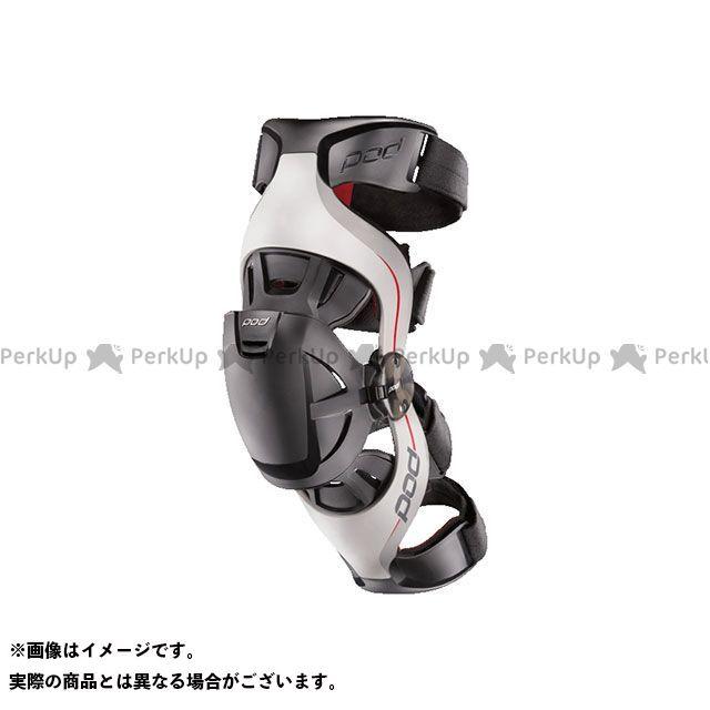 POD MX K4 プレミアム ニーブレース 右足用 XL/2XL ピーオーディーエムエックス
