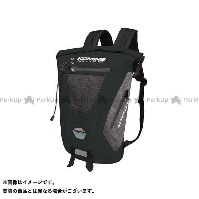 コミネ KOMINE SA-236 ウォータープルーフバックパック20 ブラック/グレー