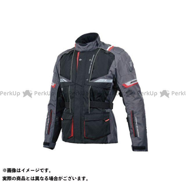 ラフ&ロード RR7003 ZLトリプルレイヤーツーリングジャケット ブラック L ラフアンドロード