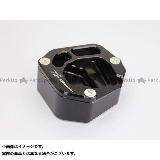 アールズギア F800GS スタンドハイトブラケット(ブラック) R's GEAR