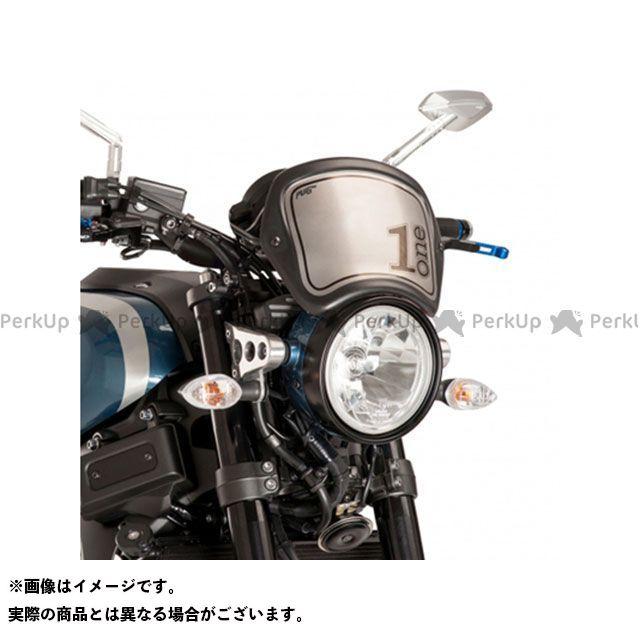 プーチ XSR900 カウル・エアロ フロントパネル マットブラック