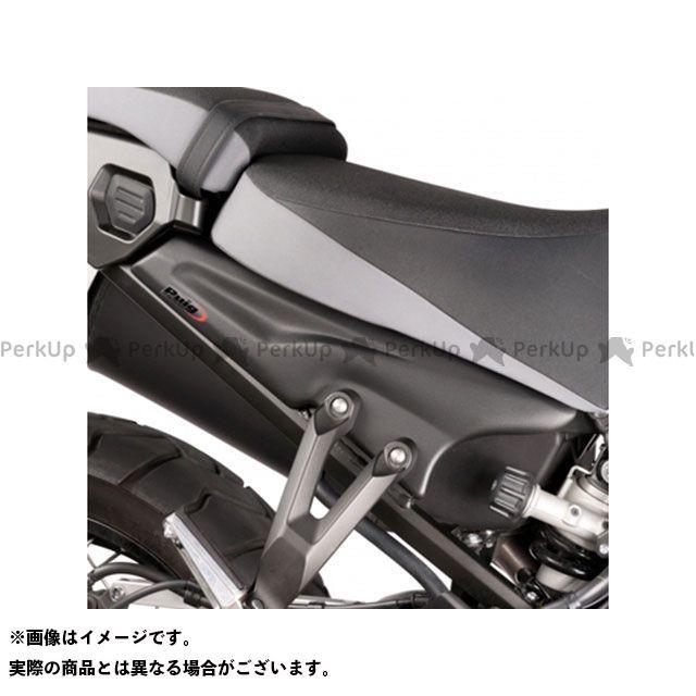 プーチ XT1200Zスーパーテネレ カウル・エアロ サイドカバー(マットブラック)
