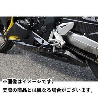 【特価品】マジカルレーシング CBR250RR アンダーカウルトレイ 材質:FRP製・白 Magical Racing
