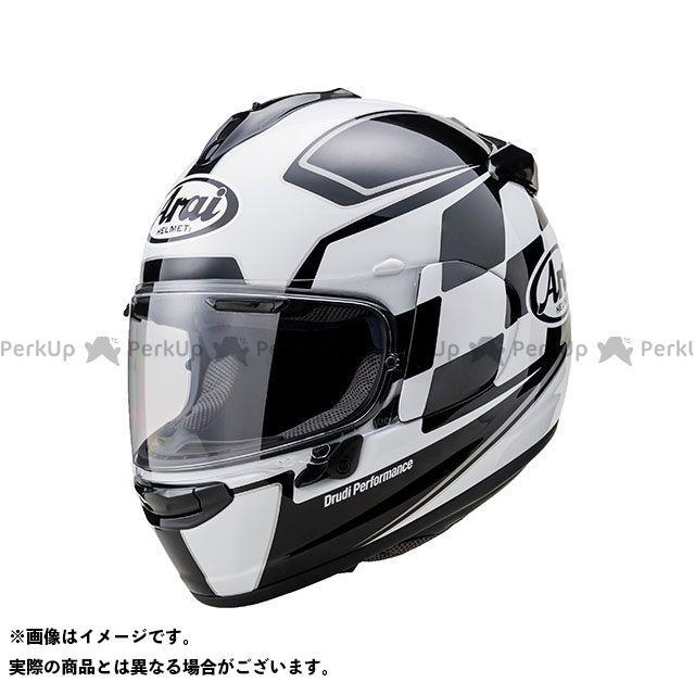 アライ ヘルメット Arai フルフェイスヘルメット VECTOR-X FINISH(ベクターX・フィニッシュ) ホワイト 61-62cm