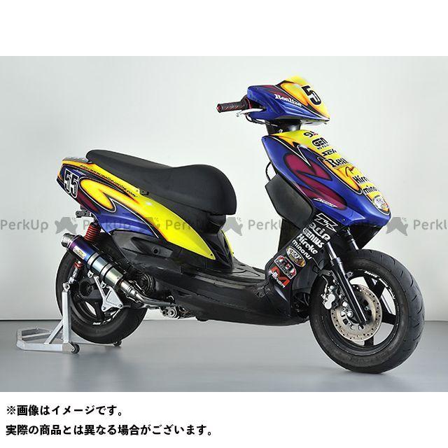リアライズ シグナスX ZESTA 材質:Ti(チタン) Realize Racing