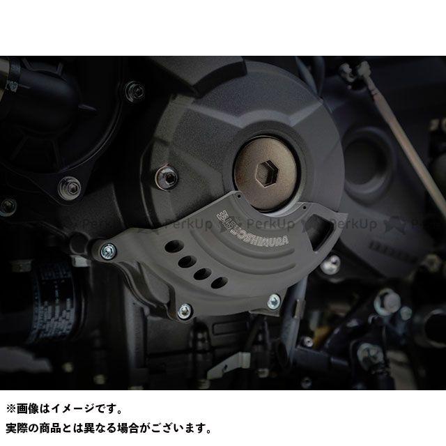 ヨシムラ MT-09 トレーサー900・MT-09トレーサー XSR900 USヨシムラ エンジンケースガードキット(ダークグレー) YOSHIMURA