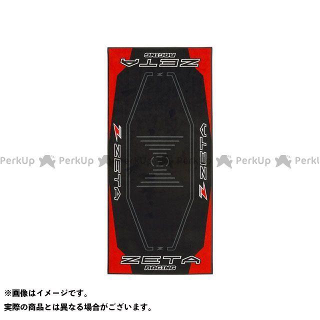 DIRTFREAK レーシングフロアマット カラー:レッド/ブラック メーカー在庫あり ダートフリーク