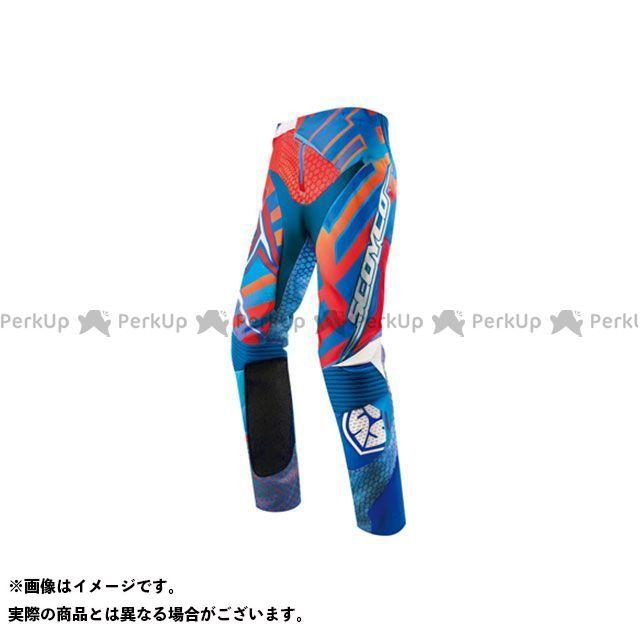 スコイコ P041 モトクロスパンツ カラー:ブルー サイズ:L SCOYCO