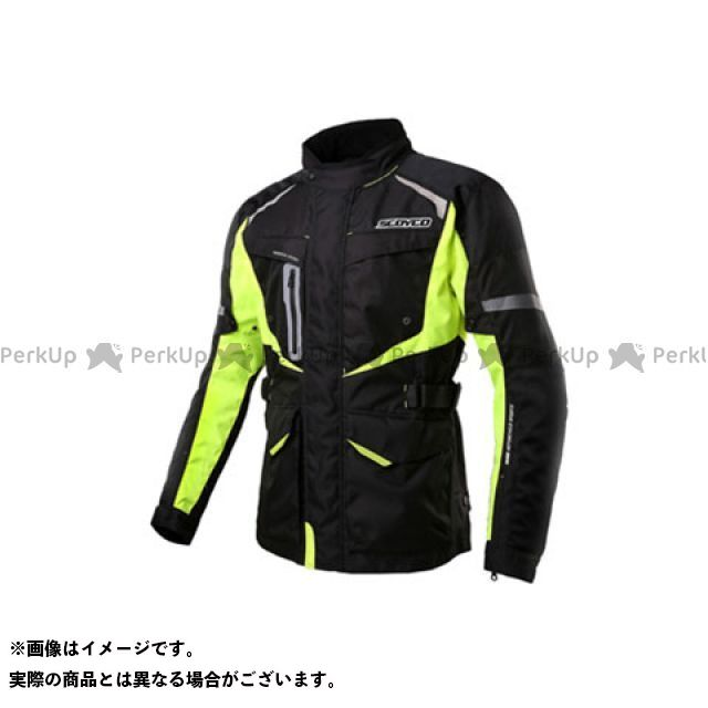 スコイコ SCOYCO ジャケット バイクウェア スコイコ JK42 ウィンタージャケット FLOW SHADOW グリーン 3XL SCOYCO