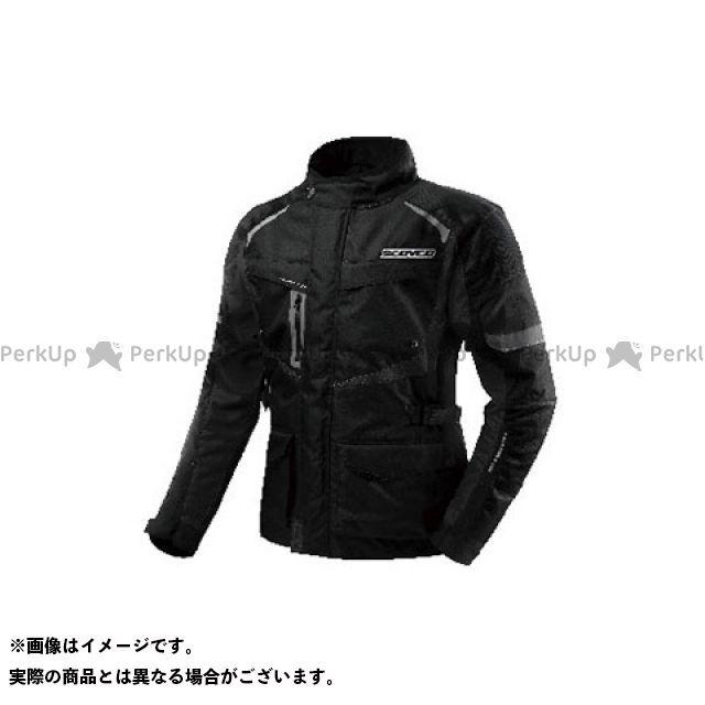 スコイコ JK42 ウィンタージャケット FLOW SHADOW カラー:ブラック サイズ:M SCOYCO
