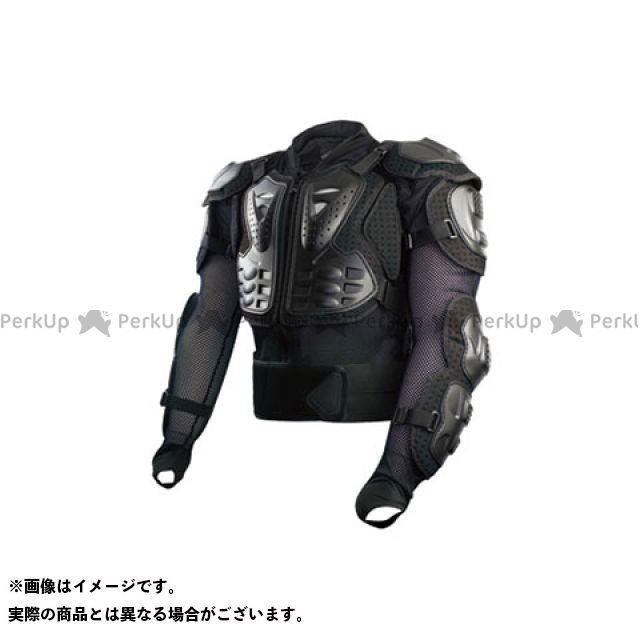 スコイコ SCOYCO AM02-2 TITAN ボディアーマージャケット(ブラック) 3XL