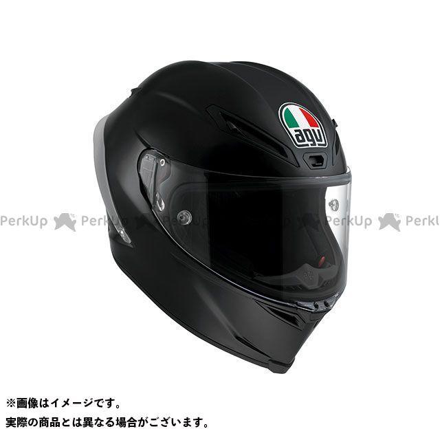 R MATT CORSA XL/61-62cm フルフェイスヘルメット BLACK エージーブイ AGV