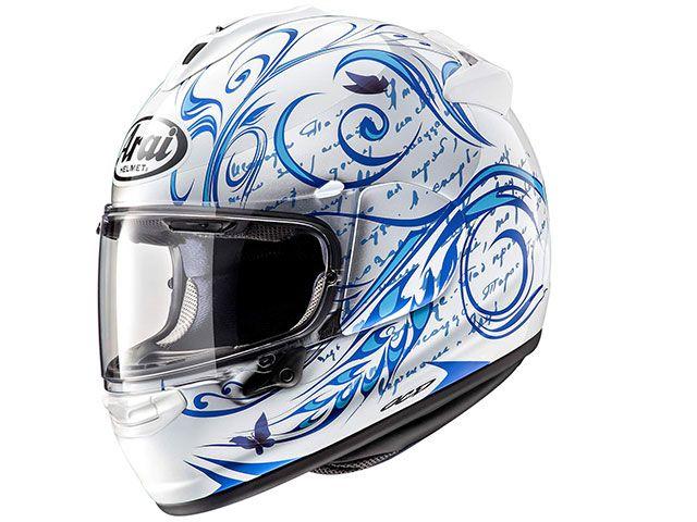 アライ ヘルメット Arai フルフェイスヘルメット VECTOR-X STYLE(ベクターX・スタイル) ブルー 61-62cm