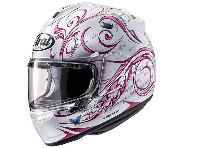 アライ ヘルメット Arai フルフェイスヘルメット VECTOR-X STYLE(ベクターX・スタイル) ピンク 54cm