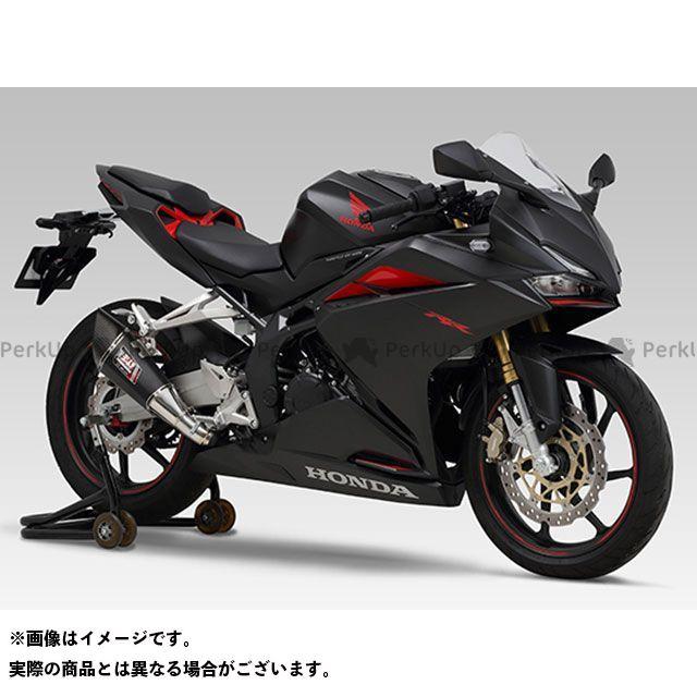 ヨシムラ CBR250RR マフラー本体 Slip-On R-11 サイクロン 1エンド EXPORT SPEC 政府認証 ST(チタンカバー)