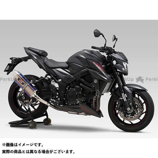 ヨシムラ GSX-S750 Slip-On R-77J サイクロン EXPORT SPEC 政府認証 サイレンサー:SSS(ステンレスカバー/ステンレスエンドタイプ) YOSHIMURA