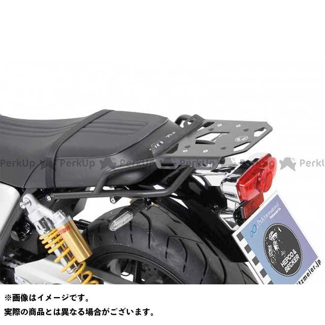 送料無料 ヘプコアンドベッカー CB1100EX CB1100RS キャリア・サポート センターキャリア Minirack/ミニラック(ブラック)