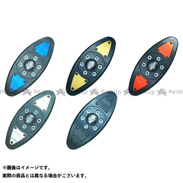 パイツマイヤー Vストローム650 Vストローム650XT クラッシュパッド X-Pad Extreme Suzuki DL650 V-Strom カラー:ブルー Peitzmeier