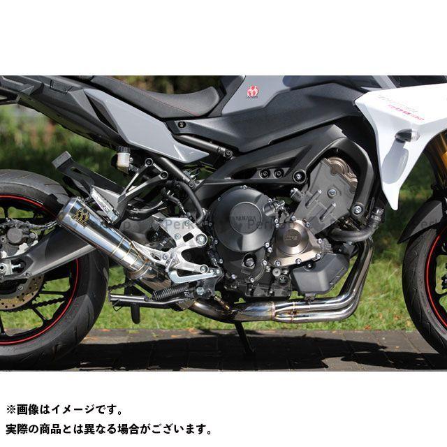 SP忠男 MT-09 トレーサー900・MT-09トレーサー XSR900 マフラー本体 POWER BOX FULL S