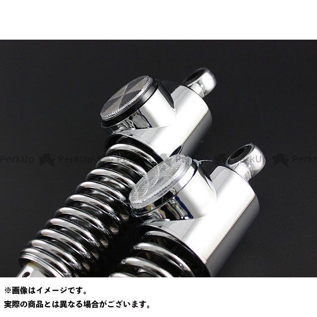 【エントリーで更にP5倍】PMC Z1・900スーパー4 Z2・750ロードスター 強化型 リアショック スプリング:ブラック カラー:クリア ピーエムシー