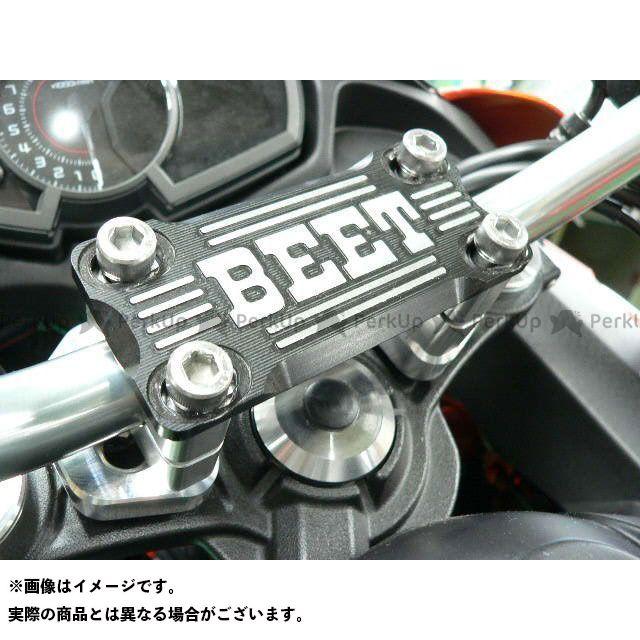 BEET ニンジャ650 バーハンドルコンバージョンキット タイプ:ブレース付き(ゴールド) ビートジャパン