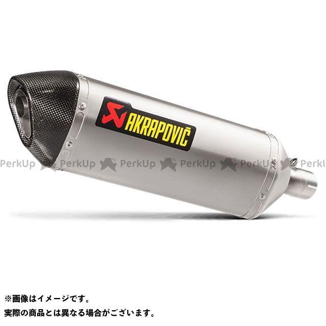 【無料雑誌付き】アクラポビッチ ヴェルシスX 250 スリップオンマフラー ヘキサゴナル(チタン) JMCA対応 AKRAPOVIC