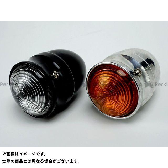 ミスミ ハーレー汎用 ビレットウインカー 配線外タイプ 本体:ブラック レンズカラー:スモーク ミスミエンジニアリング