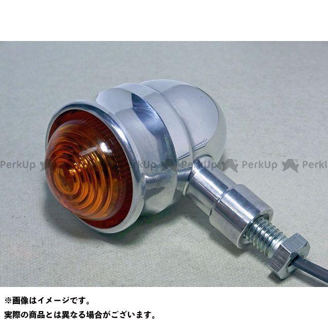 スモールビレットウインカー ENGINIEERING レンズカラー:クリア MISUMI ステーセット ハーレー汎用 本体:クローム 【エントリーで最大P23倍】ミスミエンジニアリング