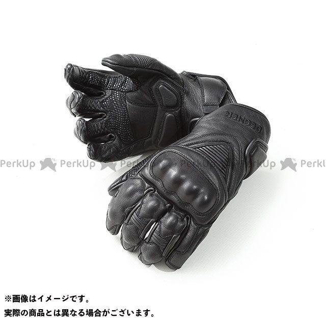 【エントリーで更にP5倍】DEGNER TG-36 スマホ対応ツーリンググローブ カラー:ブラック サイズ:XL デグナー