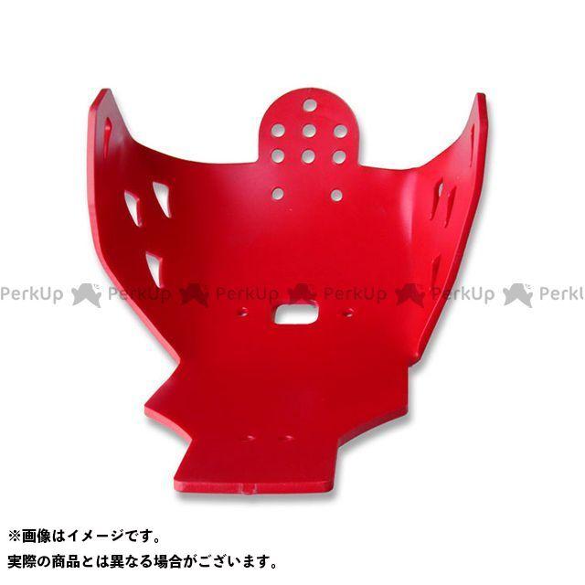 【無料雑誌付き】TMデザイン CRF250R CRF250R 10-13 EDフルカバースキッドプレート カラー:レッド T.M.DESIGNWORKS