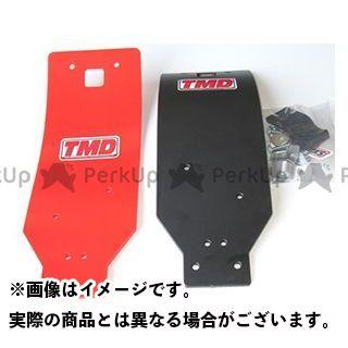 【エントリーで最大P21倍】TMデザイン CRF450R CRF450R 09-12 MXグライドプレート カラー:レッド T.M.DESIGNWORKS