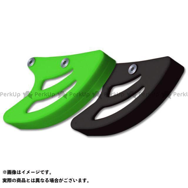 TMデザイン KX125-250/KXF250/450 05-13 リアディスクガード ブラック T.M.DESIGNWORKS