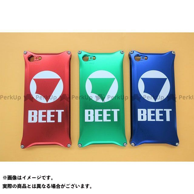 BEET ビートジャパン iPhone カバー iPhone5/5s/SE用 ブルー
