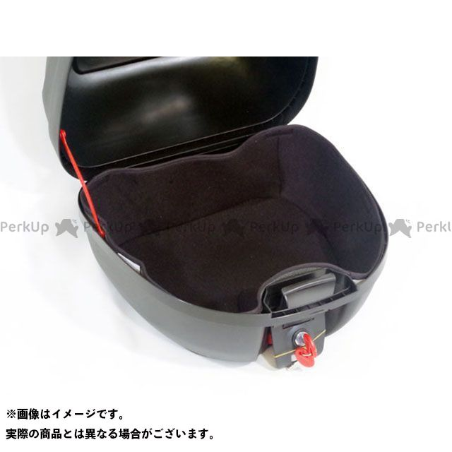 ワールドウォーク WW 限定モデル ツーリング用ボックス 永遠の定番 ツーリング用品 インナー メーカー在庫あり フォーカラーズレンズ リアボックス30L用