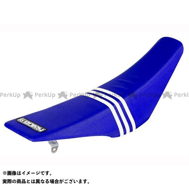 エンジョイMFG CRF450R シートカバー Honda TroyLeeDesignsブルー MOTO禅