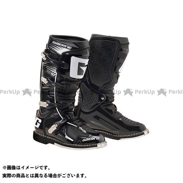 GAERNE ガエルネ オフロードブーツ SG-10(エスジー10) ブラック 27.5cm
