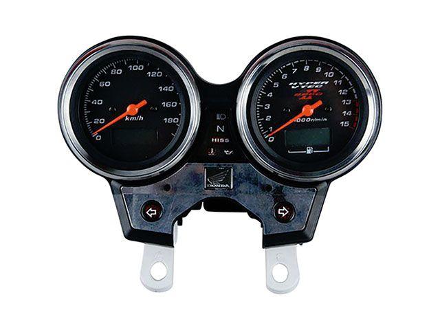 送料無料 バイクブロスバリュー CB400スーパーフォア(CB400SF) メーターキット関連パーツ メーターAssy CB400SF-VTEC SPEC2 NC39用