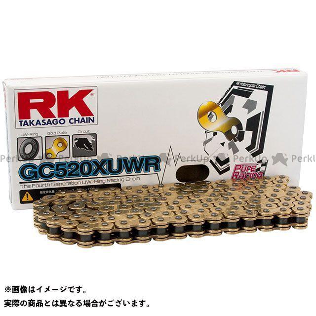 送料無料 RKエキセル RK EXCEL チェーン関連パーツ オンロードレース用チェーン GC520XUWR 100L