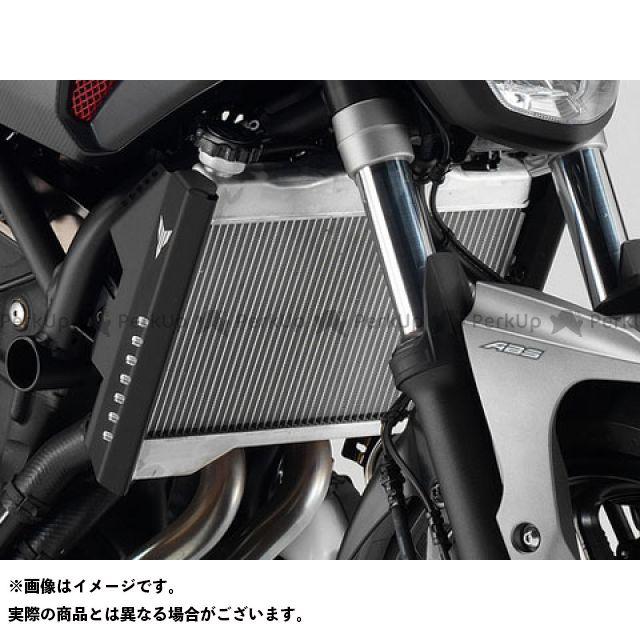 ワイズギア MT-07 XSR700 ラジエター関連パーツ ラジエターサイドカバー