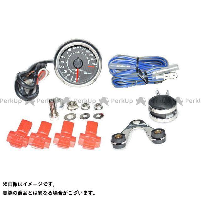 KOSO 汎用 D48 LCDタコメーター コーソー