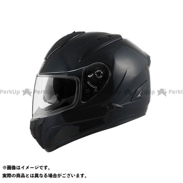 ZEALOT ジーロット フルフェイスヘルメット ZG AeroTourist(ZG エアロツーリスト) SOLID ブラック XL/61-62cm