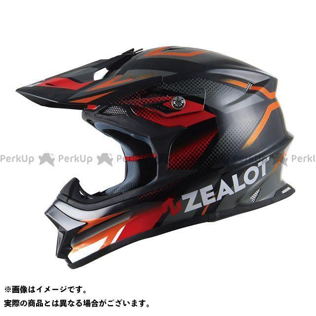 ZEALOT MadJumper(マッドジャンパー) GRAPHIC ブラック/グレー XXL/63-64cm ジーロット