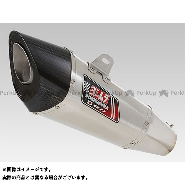 ヨシムラ GSX250R マフラー本体 Slip-On R-11 サイクロン 1エンド EXPORT SPEC 政府認証 SS