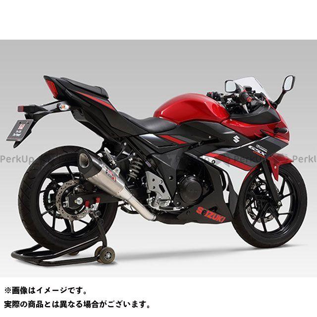 【無料雑誌付き】ヨシムラ GSX250R Slip-On R-11 サイクロン 1エンド EXPORT SPEC 政府認証 ST YOSHIMURA