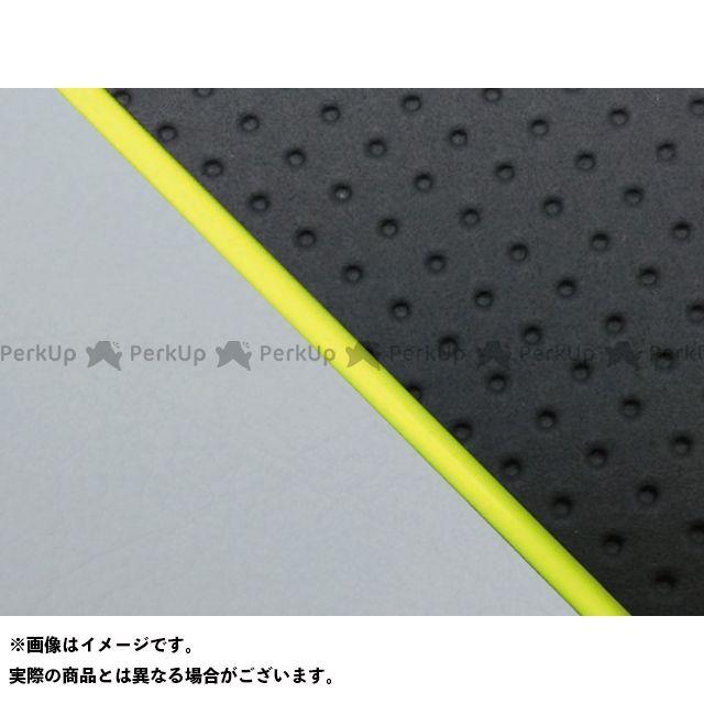 グロンドマン W650 W650(99年 EJ650A1/C1) グロンドマン国産シートカバー 張替(エンボス黒/グレーライン) 仕様:黄パイピング Grondement