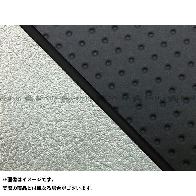 グロンドマン W650 W650(99年 EJ650A1/C1) グロンドマン国産シートカバー 張替(エンボス黒/シルバーライン) 仕様:黒パイピング Grondement